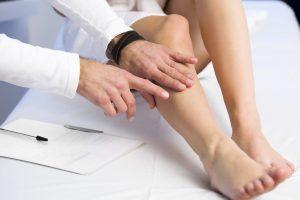 Picioare umflate