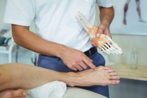 Afecțiunile piciorului