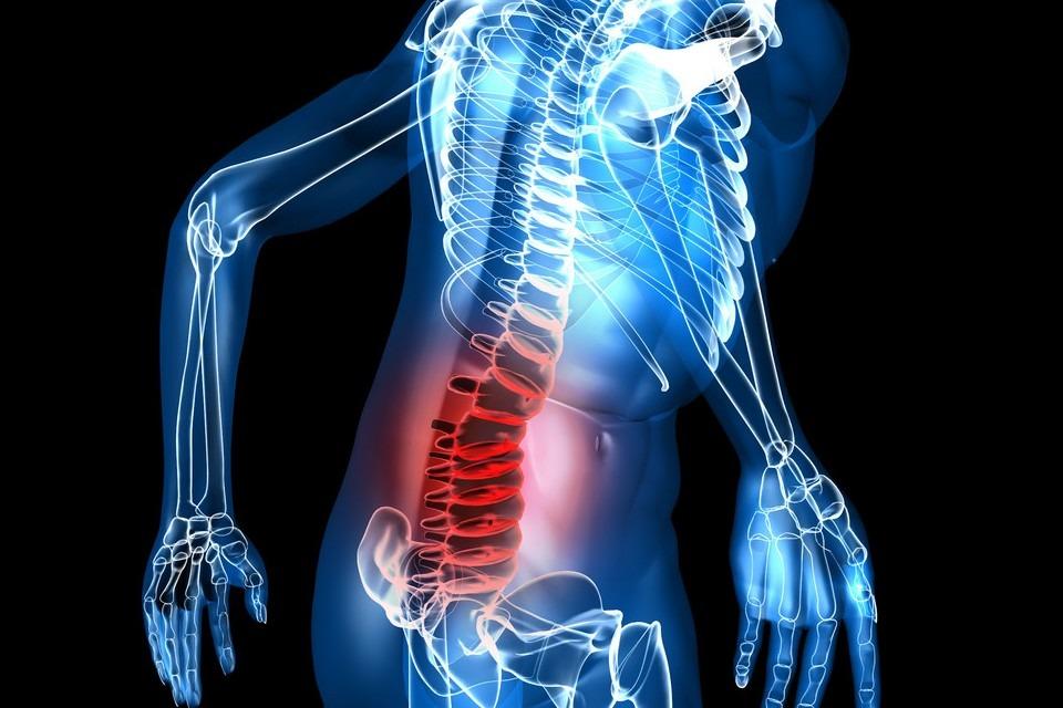 articulațiilor pe durerea lombară)