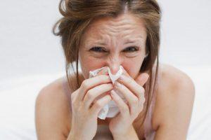 Răceala comună sau gripa